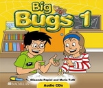 Big Bugs Audio CDs