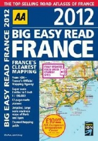 Big Easy Read France 2012