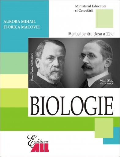 BIOLOGIE MANUAL PENTRU CLASA