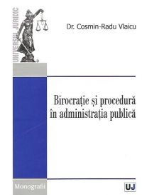 Birocratie procedura administratia publica
