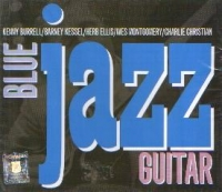Blue Jazz Guitar CD)