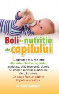 Boli nutritie ale copilului