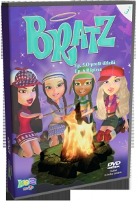 Bratz, DVD volumul 3 (Ep.1 O profa dificila, Ep.2 Rapirea)