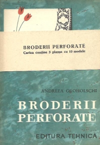 Broderii perforate
