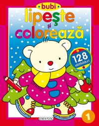 Bubi lipeste coloreaza (cu 128