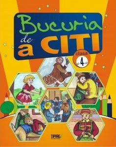 Bucuria de a citi. Fise de lectura pentru clasa a IV-a