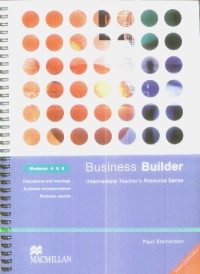 Business Builder Modules
