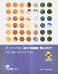 Business Grammar Builder for class