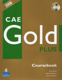 CAE Gold Plus Coursebook (with
