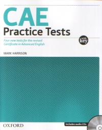 CAE Practice Tests Four tests