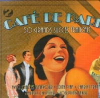 Cafe Paris CD)