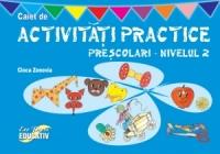 Caiet de activitati practice prescolari-nivelul 2