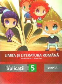 Caiet de limba și literatura română clasa a V-a
