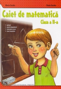 Caiet matematica Clasa Aplicatii munca