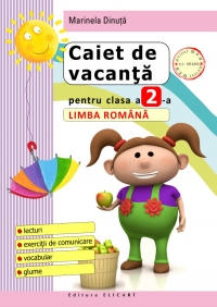 Caiet vacanta pentru clasa Limba