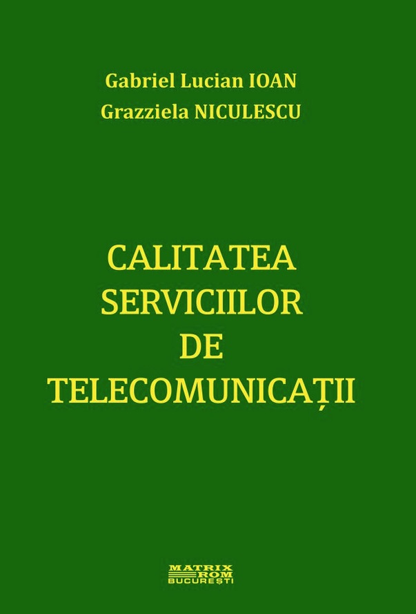 Calitatea serviciilor telecomunicatii