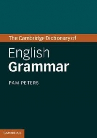 Cambridge Dictionary English Grammar