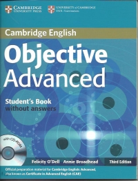 Cambridge English Objective Advanced Student