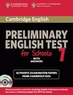 Cambridge Preliminary English Test for