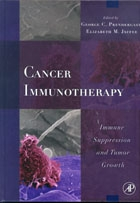 Cancer immunotherapy immune suppression and