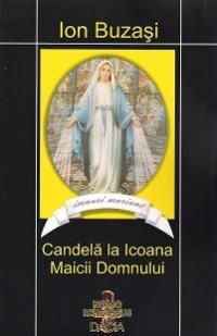 Candela icoana Maicii Domnului
