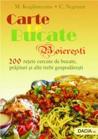Carte bucate boieresti 200 retete