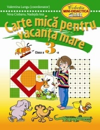 Carte mica pentru vacanta mare