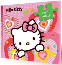 Carte puzzle Hello Kitty Joaca