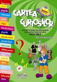 Cartea Curiosilor Nr. 1 (+CD)