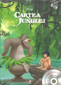 Cartea junglei Carte audio