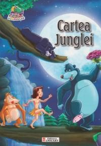 Cartea Junglei Carte colorat poveste