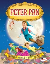 Cartea magica povestilor Peter Pan