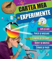 Cartea mea experimente