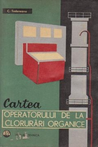 Cartea operatorului de la clorurari organice