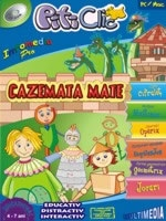 PitiClic Cazemata Mate (CD ROM)