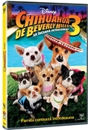 Chihuahua Beverly Hills inceapa petrecerea