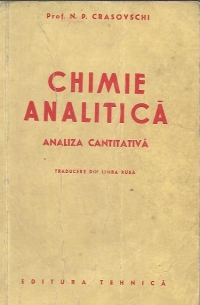 Chimie analitica Analiza cantitativa