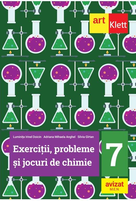 Exercitii si probleme de CHIMIE pentru gimnaziu