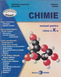 Chimie(C3) Manual pentru clasa