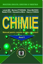 Chimie Manual pentru Scoala arte