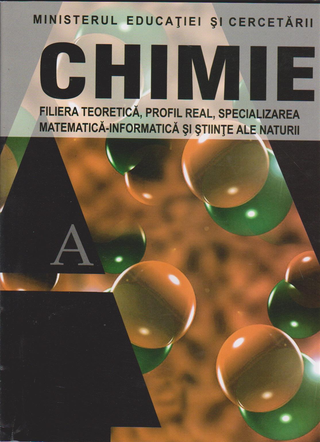 Chimie Manual pentru clasa