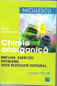 Chimie anorganica breviar exercitii probleme