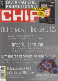 Chip Aprilie 2013 UEFI: haos