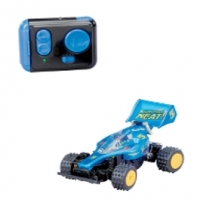 ChoroQ Steer Micro Buggies Blue