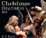 CHRISTMAS ORATORIO (3CD)
