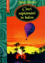 CINCI SAPTAMANI BALON