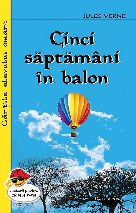 Cinci saptamani balon (editie 2004/2008)
