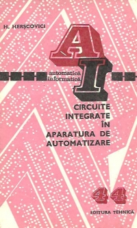 Circuite integrate aparatura automatizare