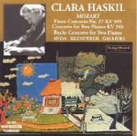 Clara Haskil Concerto For Piano