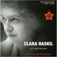 Clara Haskil plays Beethoven.